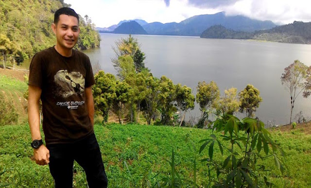 Pesona Danau Moat di Sulawesi Utara
