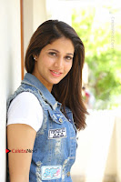 Telugu Actress Lavanya Tripathi Latest Pos in Denim Jeans and Jacket  0156.JPG