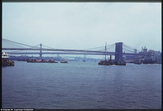Brooklyn Bridge 6 June 1941 worldwartwo.filminspector.com