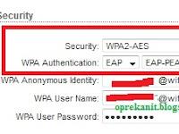 Cara Nembak Seamless@wifi.id dan Konekan Jaringan Seamless@wifi.id Menggunakan Radio Access Point UBNT