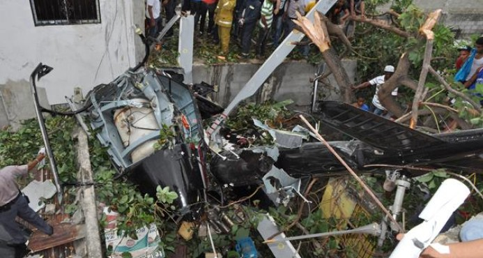 Accidentes aéreos que han marcado los últimos tiempos