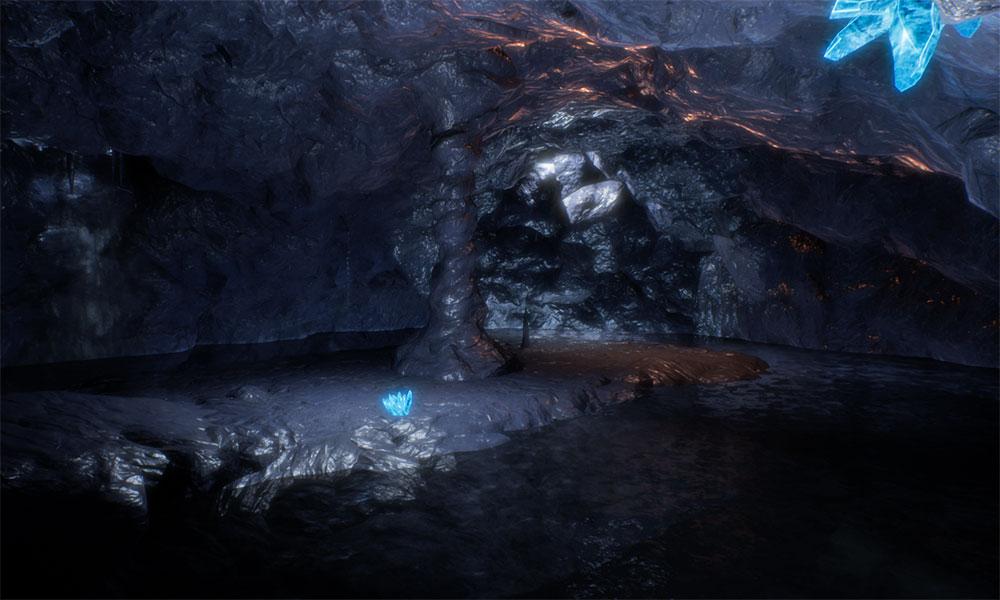 Escenarios del videojuego Echoes