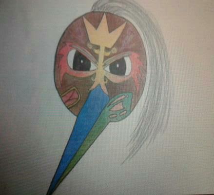 chinese opera masks