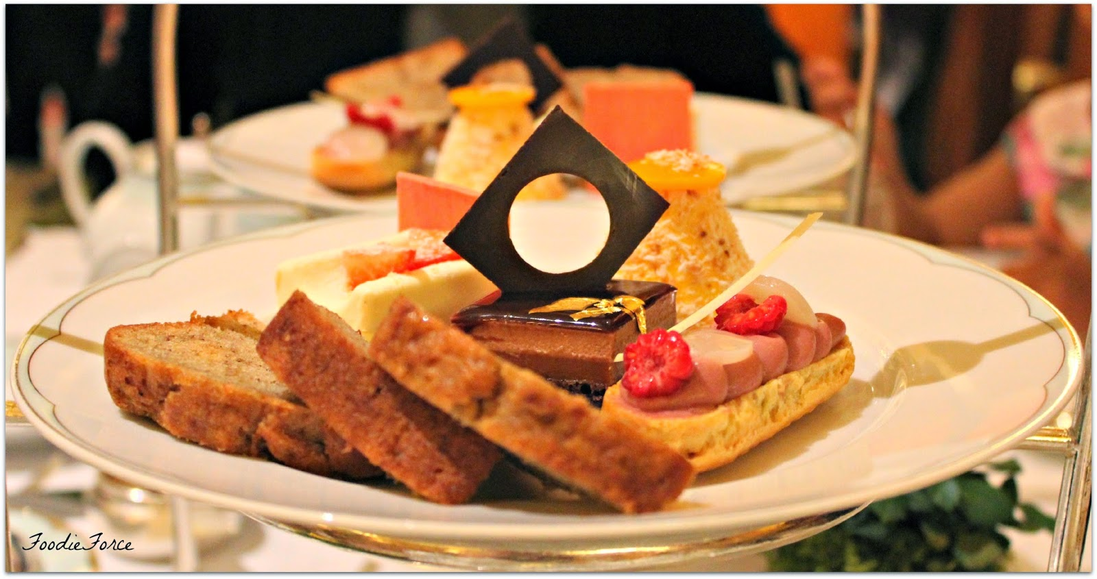 The Dorchester Hotel Afternoon Tea