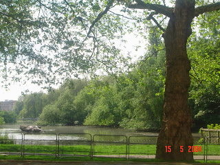 Travel London Park United Kingdom
