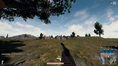 Playerunknown's Battleground - Zasiem