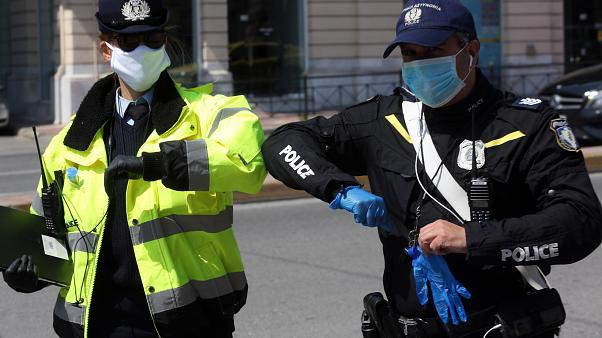 58.365 έλεγχοι σε μια ημέρα από την αστυνομία για την τήρηση των μέτρων περιορισμού της διάδοσης του κορωνοϊού