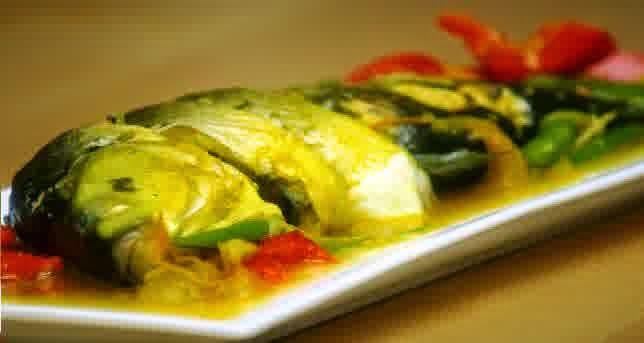 cara memasak ikan bandeng bumbu kuning enak