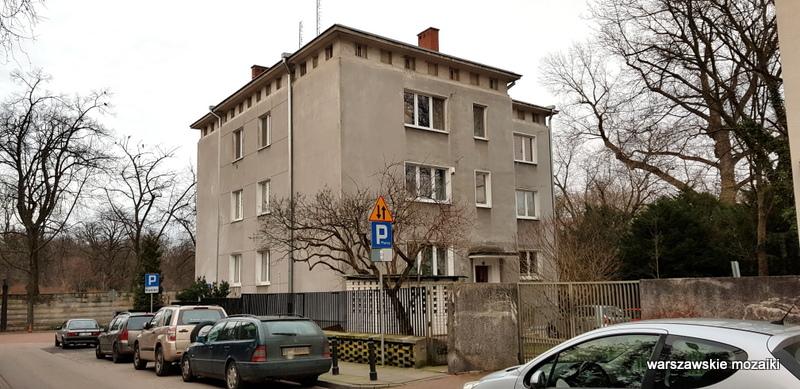 Warszawa Warsaw kamienica architektura ulice Śródmieścia Śródmieście