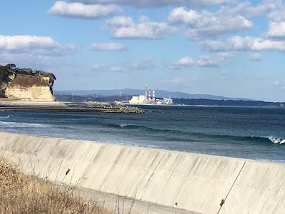 小名浜方面を望む