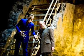 Handel: Giulio Cesare at Opera North in 2012 (Photo Tristram Kenton)