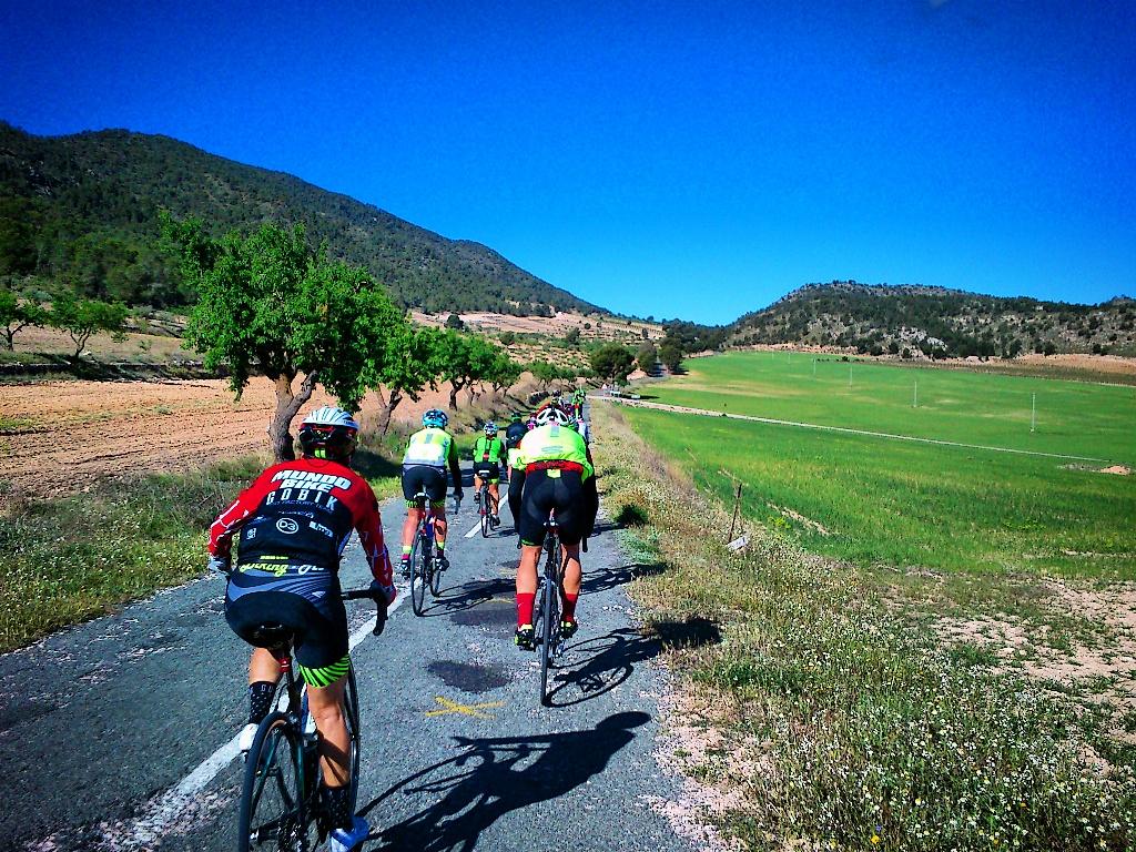 Club ciclista chimeneas elche domingo 27 de mayo pedrera - Chimeneas elche ...