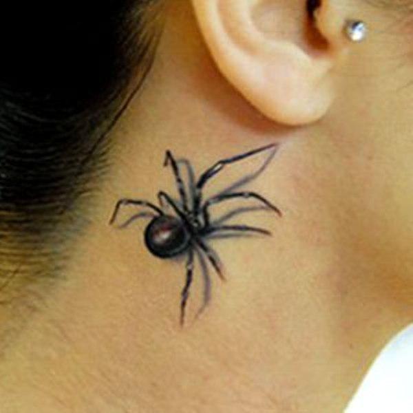 35 Splendid Back Of Neck Tattoo Des Sortra