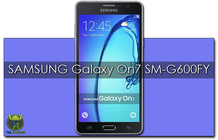 S.W Update G600FYXXU1API3 | Samsung Galaxy On7 SM-G600FY