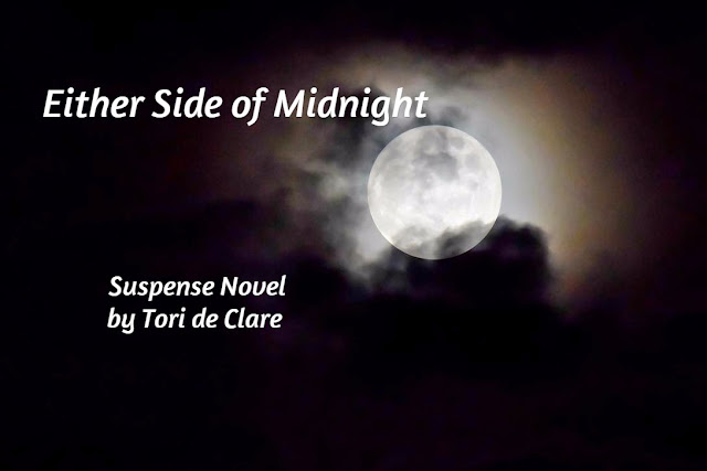 Review of Either Side of Midnight by Tori de Clare