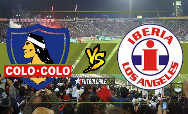 Colo Colo vs Deportes Iberia