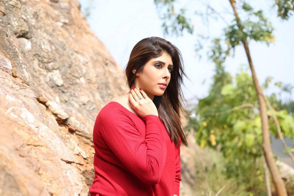 Aditi Singh at Nenu Kidnap Iyanu Movie Spicy Stills