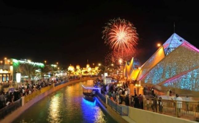 القرية العالمية, العالم في دبي السياحة world village dubai  TOURISM wonders