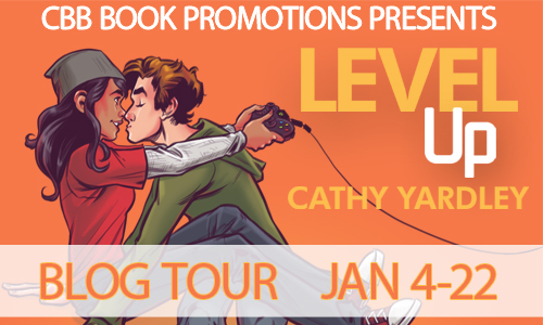 http://www.cbbbookpromotions.com/blog-tour-sign-up-level-up-by-cathy-yardley-jan-4-22/