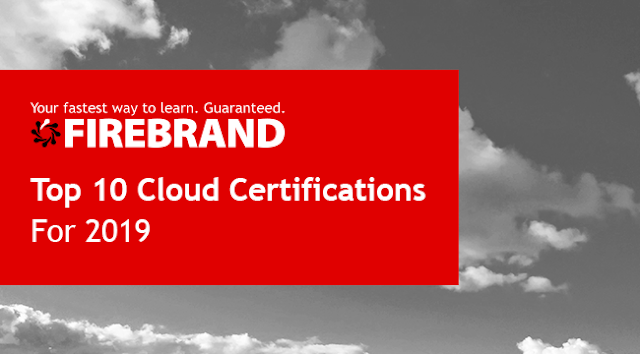Top 10 Cloud Certificeringen voor 2019