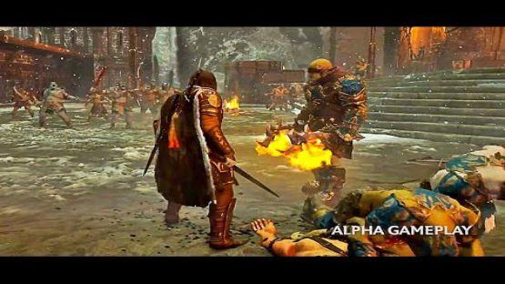 Middle Earth Shadow of War screenshot 2