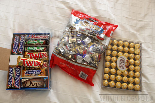 Spusht Gifts From Usa For Family Back Home