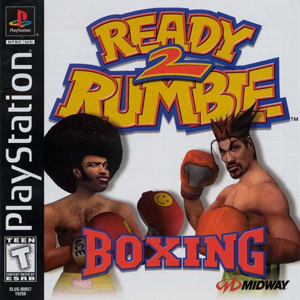 Ready 2 Rumble Boxing - PS1 - ISOs Download