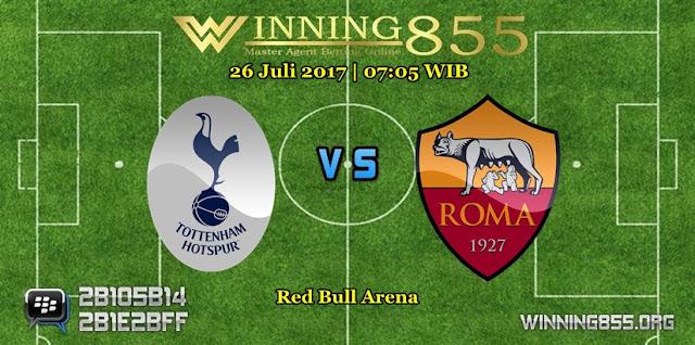 Prediksi Skor Tottenham Hotspur vs Roma