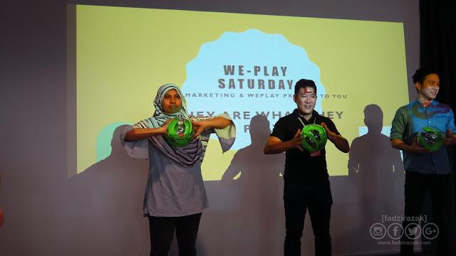 Permainan Kanak-Kanak WePlay
