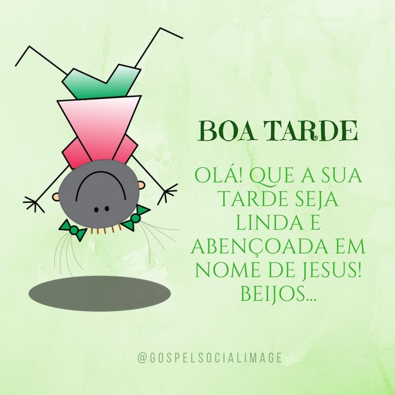 Imagem Vetor Boa Tarde