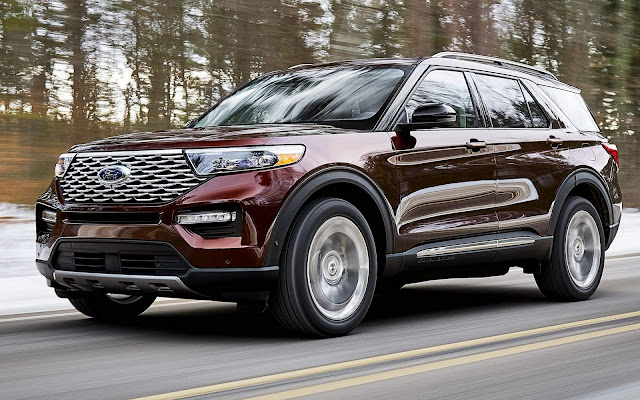2020 All New Ford Explorer