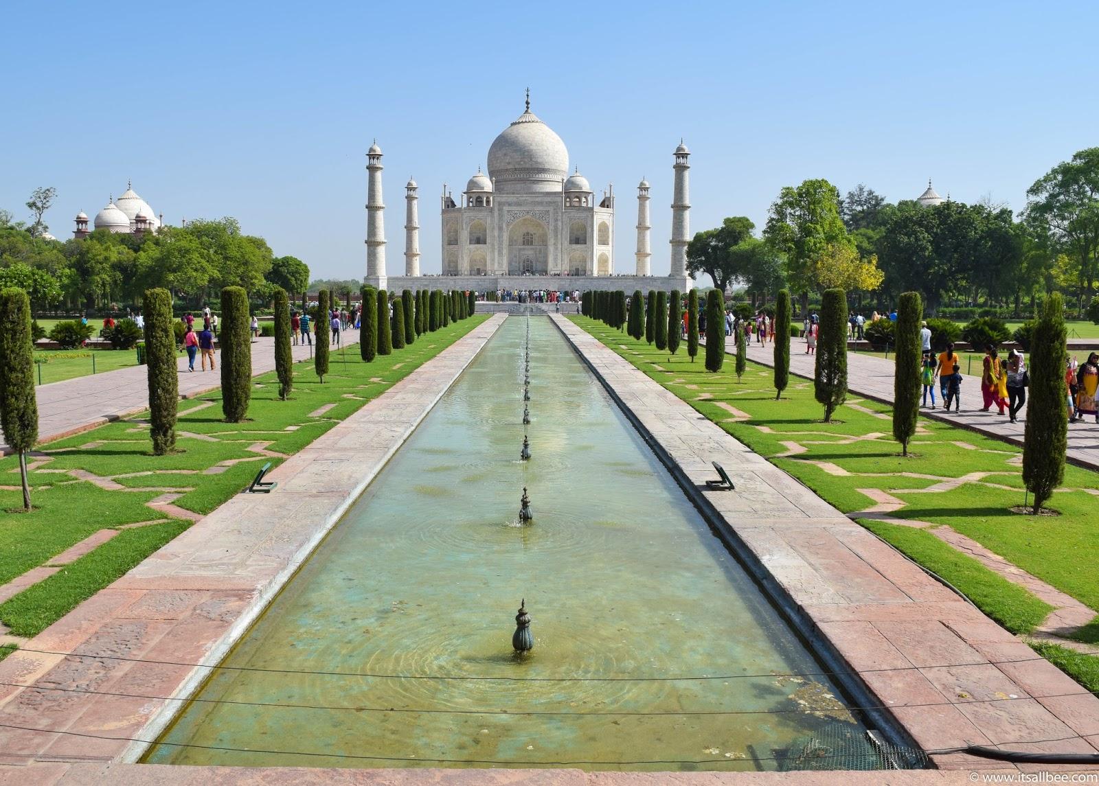 Tips For visiting Taj Mahal | - 13 Tips For Visiting The Taj Mahal In Agra India