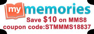 my memories software discount