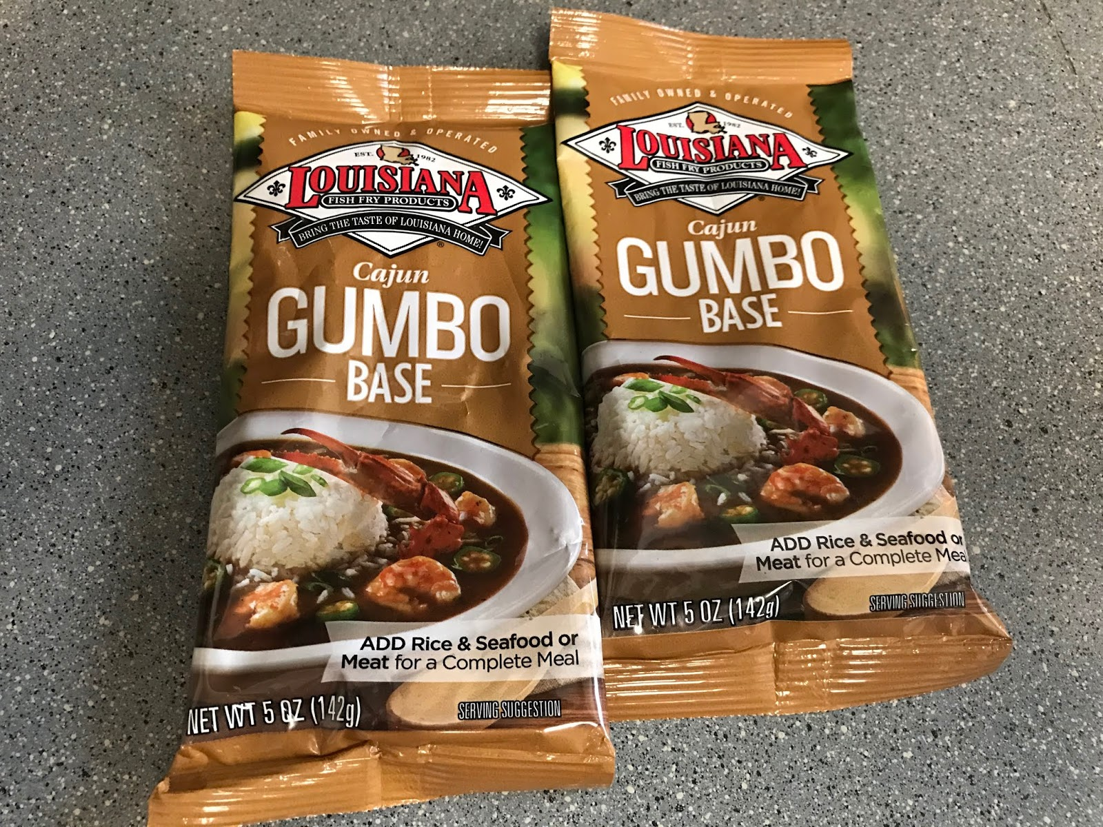 Image:The base used to make homemade Gumbo