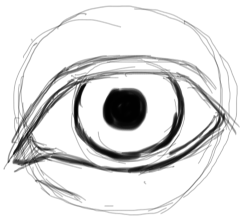 How To Draw A Realistic Eye With Video Guide