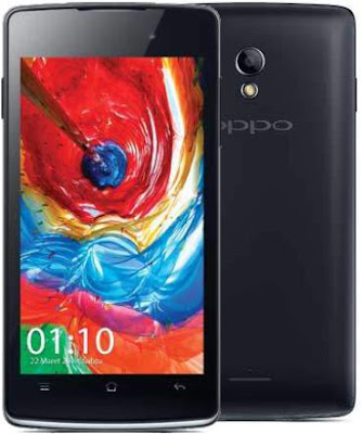 Cara Flash Oppo Joy R1001 Botloop Tanpa PC Via SD Card