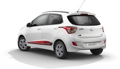 Hyundai Grand i10 20th Anniversary Edition image