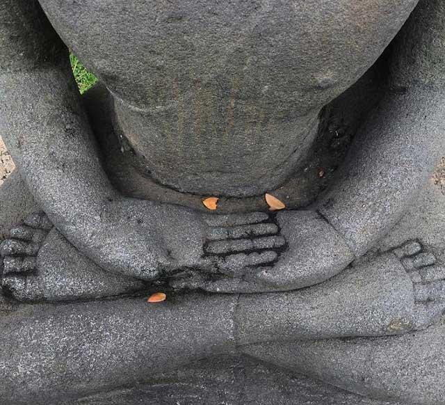 Patung di Candi Prambanan