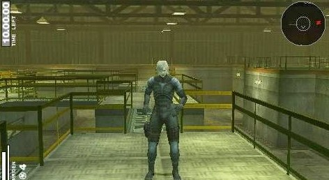 Game Metal Gear Solid Portable Ops Plus PPSSPP Android