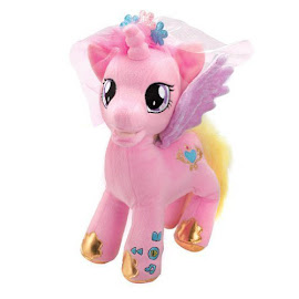 My Little Pony Princess Cadance Plush by KIDdesign