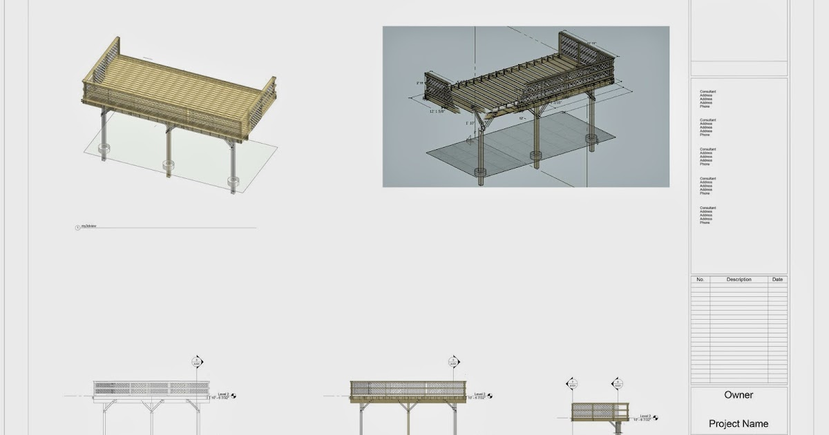 Samples Ideas And Project S 12x20 Deck Design