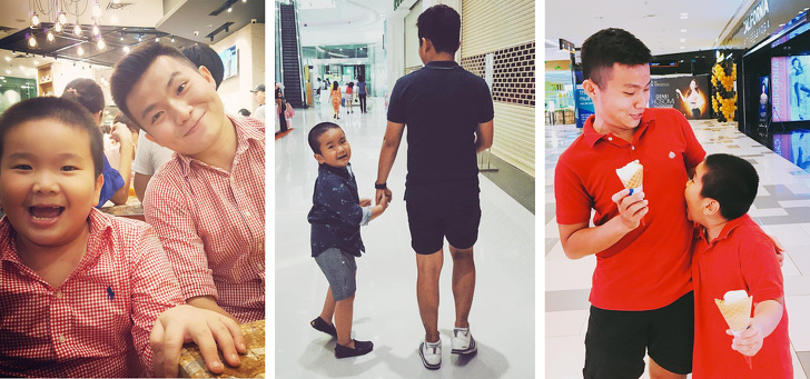 25 Adorable Pictures Of The Coolest Dads