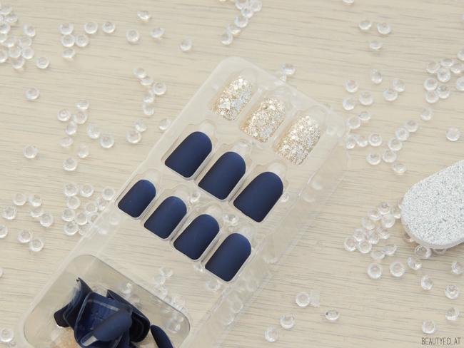revue avis test kiss impress gel manucure faux ongles naturels