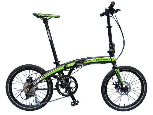 Harga Sepeda Mosso Baru