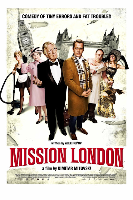 Mission London (2010) ταινιες online seires oipeirates greek subs