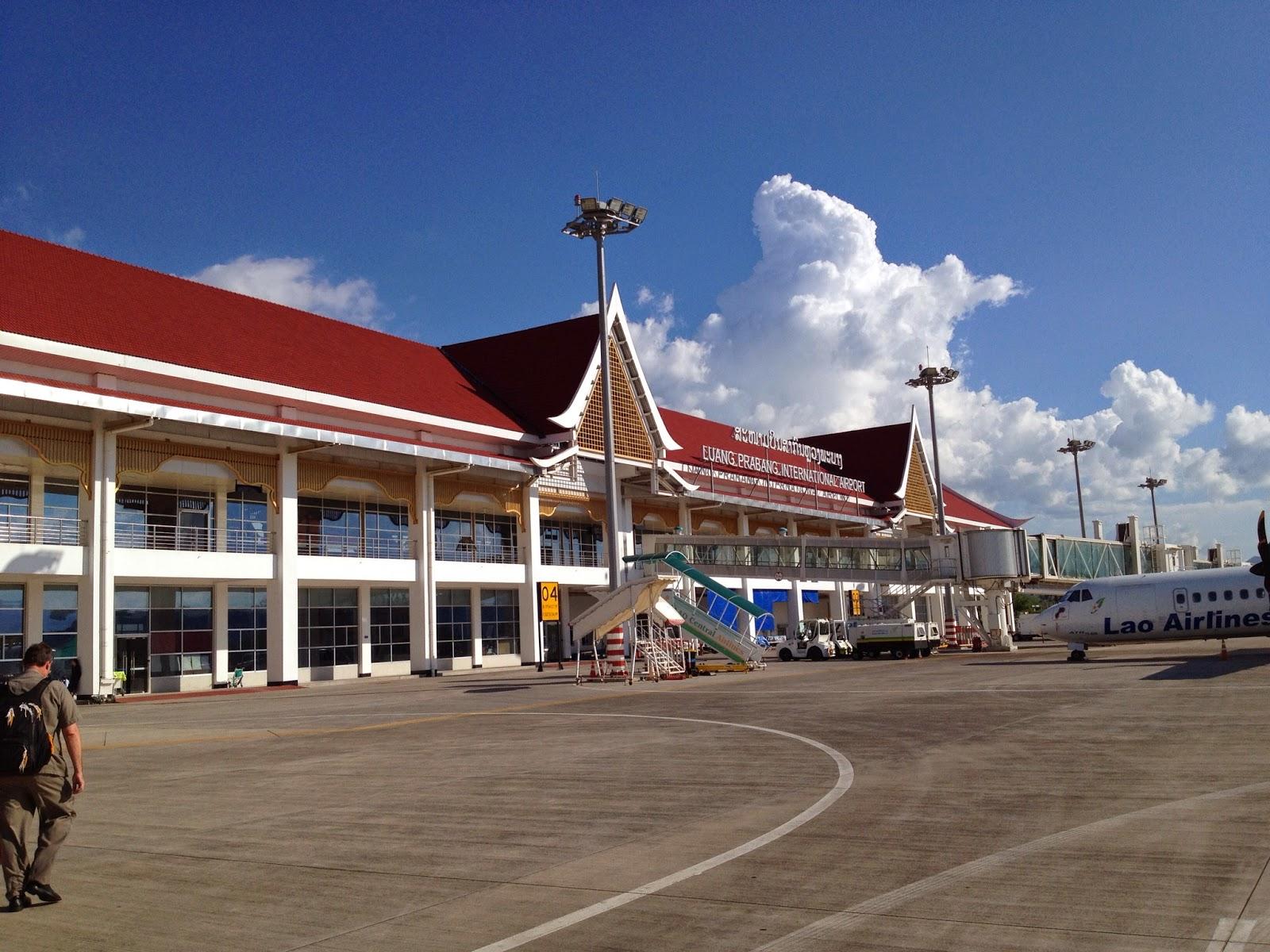 Luang Prabang - Airport