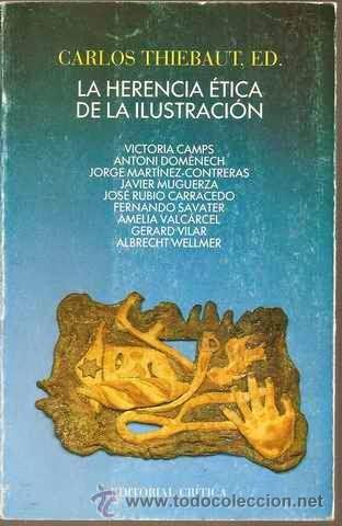 Kant y la mujer 2, Ancile, Tomás Moreno