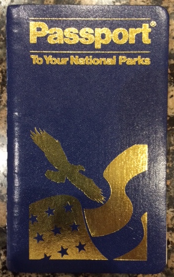 The Confused Rver National Park Passport Stamps