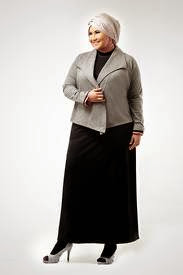 Baju Muslim Kerja Untuk Orang Gemuk