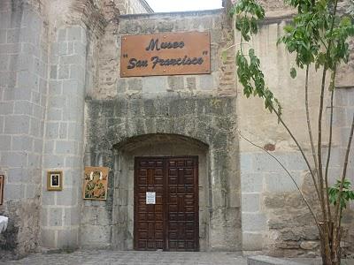 Museo de Arte Religioso Convento de San Francisco